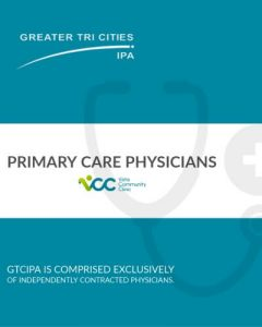 VCC - Greater Tri Cities IPA - San Diego North - Physician Default